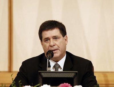 EMITEN ORDEN DE PRISIÓN CONTRA HORACIO CARTES EN BRASIL.