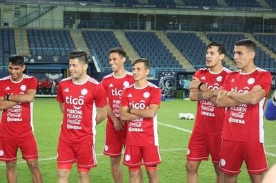 Paraguay jugará su último amistoso del año ante Arabia Saudita