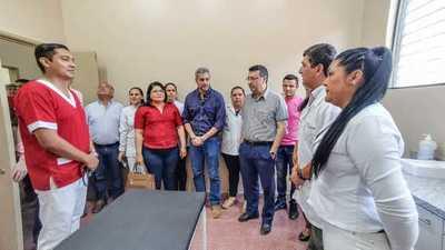 Abdo Benítez resalta presencia del Estado en el norte y anuncia más obras