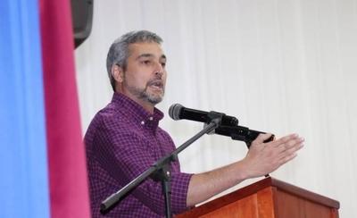 """HOY / Mario Abdo: """"Acá no hay intocables"""""""