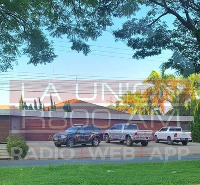 Allanamientos simultáneos en Ponta Porã en propiedades de Messer