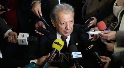 """HOY / Calé Galaverna resalta: """"Cartes tiene fueros en Paraguay"""""""