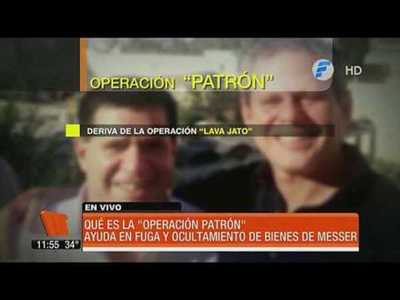 Ordenan captura de Horacio Cartes