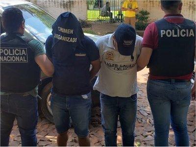 Capturan a supuestos peligrosos asaltantes en Ñemby