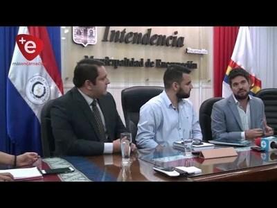 PRESENTAN PROYECTO ''JUVENTUD Y FRONTERAS EN EL MERCOSUR''