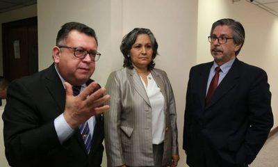 Rechazan pedido de levantamiento de suspesión de camaristas de CDE