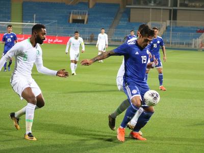 Resumen del juego Arabia Saudita 0-0 Paraguay