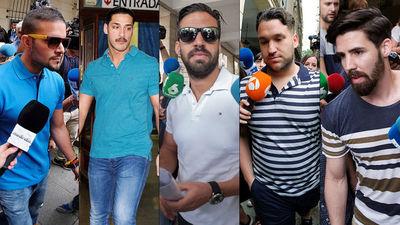 """España: vuelven a juzgar a """"La Manada"""" por otro delito sexual"""
