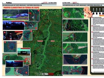 Investigación de ÚH sobre Itaipú y negociado de tierras es premiada