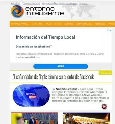 Confiscan equipos y detienen a gerente de medio digital venezolano