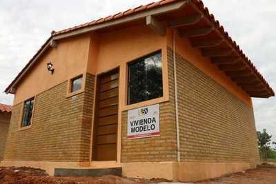 Trabajarán en propuesta para lograr el financiamiento de viviendas sociales