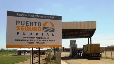 Joven obrero muere en accidente en puerto privado