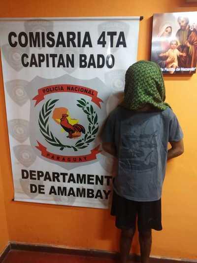 Detienen a supuesto secuestrador de la familia Perotti en Capitán Bado