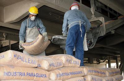 INC normalizará despacho de cemento mediante repunte del río Paraguay