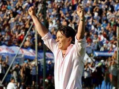 Así nació hace ocho años en Montevideo el entrenador Marcelo Gallardo