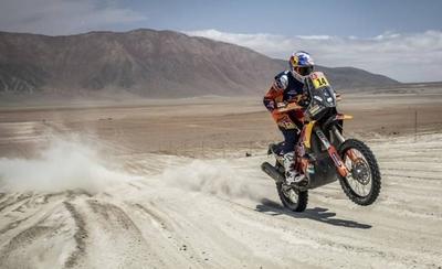 """HOY / El Dakar encuentra en Arabia Saudí un recorrido """"a la africana"""""""