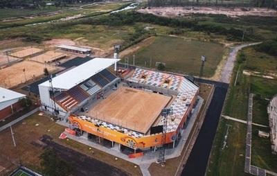 Todo listo para el inicio del Mundial de Fútbol de Playa en Paraguay