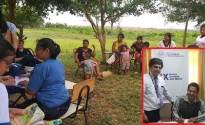 Primer enfermero nativo contratado en Alto Paraná por Salud Públic
