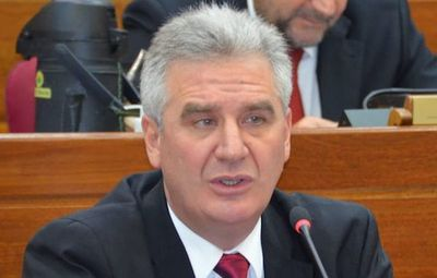 Baccheta afirma que situación de Cartes podría afectar gobernabilidad