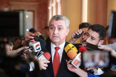 """No se tocaron temas económicos"", dice comisario Cardozo"