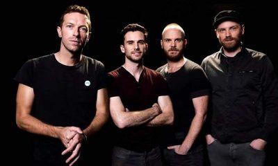 A días del lanzamiento de su nuevo álbum, Coldplay estrena dos nuevas canciones