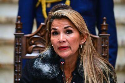 Áñez anuncia que en próximas horas tiene previsto convocar elecciones