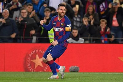 Messi, el astro mejor pagado en el deporte