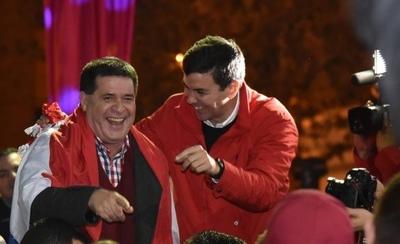 """HOY / Acusación a Cartes es parte de la """"desesperación"""" de Brasil, sostiene Peña"""