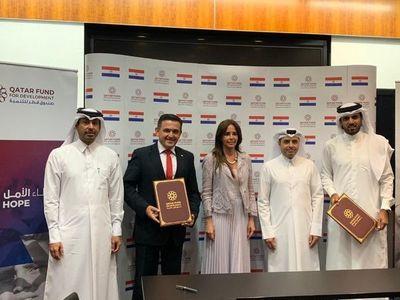 MEC recibe US$ 10 millones donados por Qatar para ampliar jornada escolar