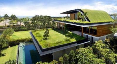 """Paisajes en tu terraza de la mano de """"techos verdes"""""""