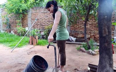 Populosos barrios de Asunción, sin agua, advierte ESSAP