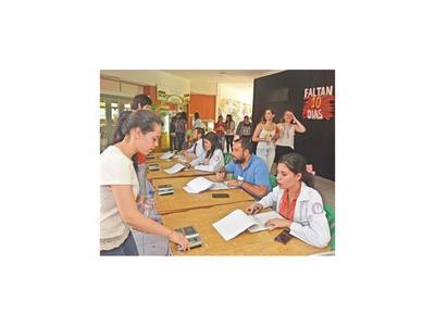 Con 606 aspirantes se inició  examen de ingreso a  Medicina