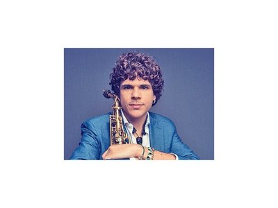 Destacado saxofonista español actúa en Paraguay