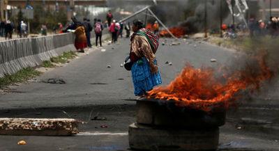 Aumentan los muertos por enfrentamientos frente a planta de combustibles en Bolivia