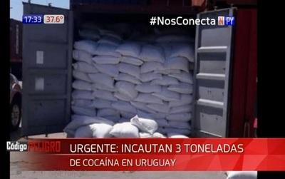 Droga por valor de USD 740 millones salió de Paraguay