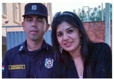 """Feminicidio en Misiones: """"Ofuscado"""" por exclusión de hogar, policía fue decidido a matar a su esposa"""
