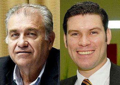 González Daher y su hijo dicen que una de las denuncias ya prescribió