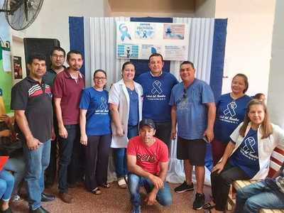 """Respuesta positiva de los hombres a la campaña de """"Noviembre Azul"""""""