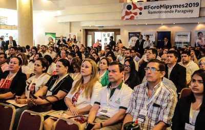 En foro buscan desarrollar la competitividad y formalización de las mipymes a nivel país