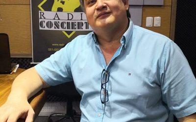 """""""Tiky"""" González dice que no pugnará por intendencia en Franco"""