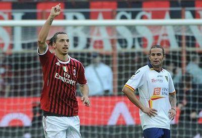 Milan propone un contrato de seis meses a Ibra