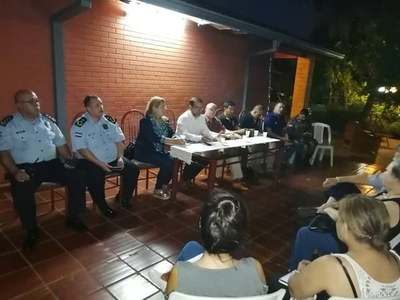 Reducto: Pobladores y altas autoridades mantuvieron provechosa reunión