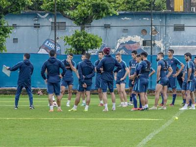 Cerro Porteño empieza a conformar su equipo para el domingo