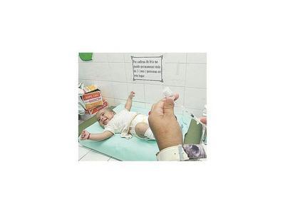 Bronquiolitis, causa más frecuente de internación de niños