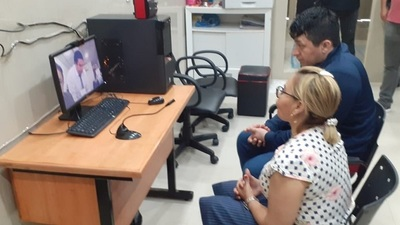 Realizan videoconferencia entre Tacumbú y Misiones