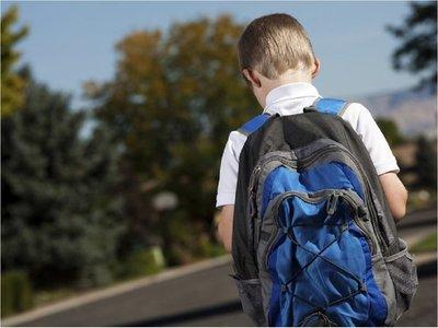 Niño de 5 años lleva cocaína a la escuela