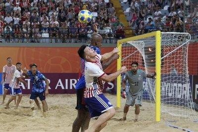 Japón sorprende a los Pynandí en el arranque del Mundial