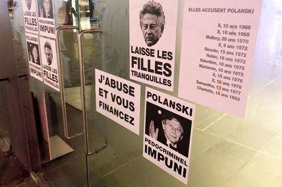 Gran éxito de Polanski, a pesar de   boicot al estreno