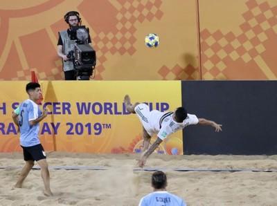 Beach Soccer World Cup 2019: así fue la primera jornada