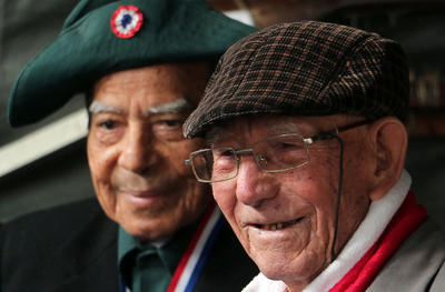 Los veteranos cobran pensión y subsidio este viernes